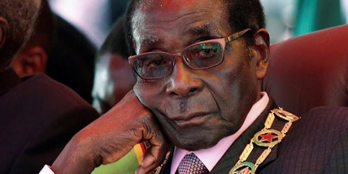 Robert Mugabe is 'not feeling well'