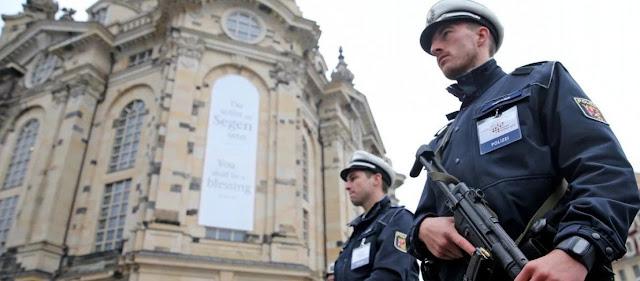 Γερμανία: 24 τραυματίες από εισβολή Αφρικανού μουσουλμάνου σε εκκλησία