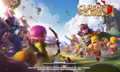 Clash of Clans v8.116.2 APK Update Terbaru