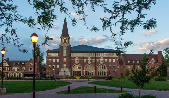 Colleges In Denver Colorado >> 丹佛大学 国际生的校园生活 Wes Advisor 新浪博客