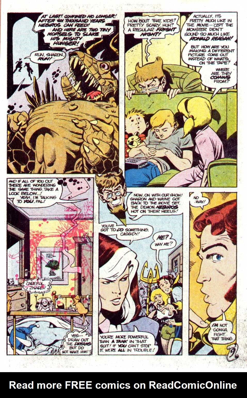 Read online Secret Origins (1986) comic -  Issue #24 - 10