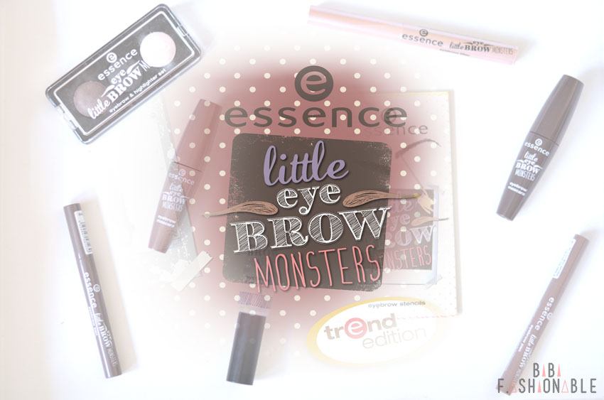 essence little eyebrow monsters Titelbild