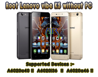 lenovo%2Bvibe%2Bk5%2Bwithout%2Bpc How To Root Lenovo Vibe K5 without PC Root