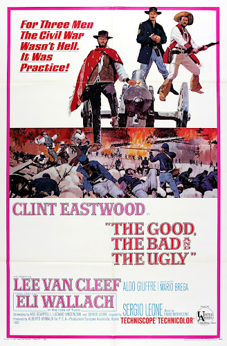 The Good, the Bad and the Ugly (BRRip 1080p Dual Latino / Ingles) (1966)