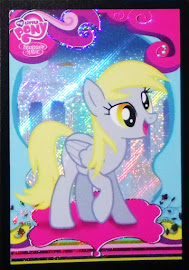 My Little Pony Untitled Series 1 Trading Card