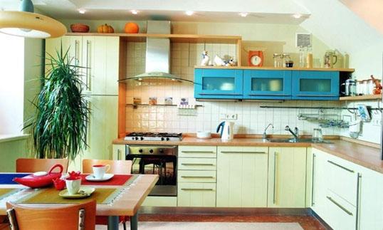 Cara Menata Dapur Agar Terlihat Rapi