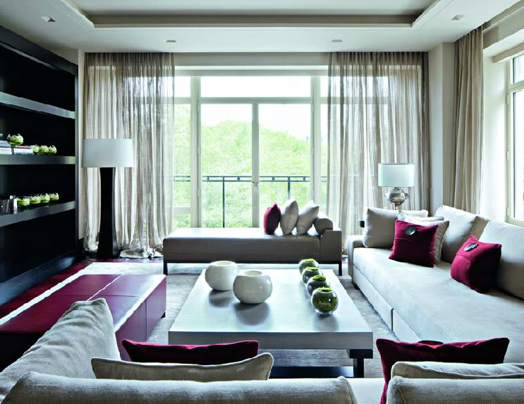 New discover kelly hoppen - Kelly hoppen living room interiors ...