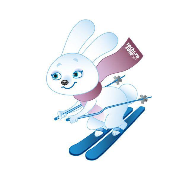 Символ олимпиады картинки для детей