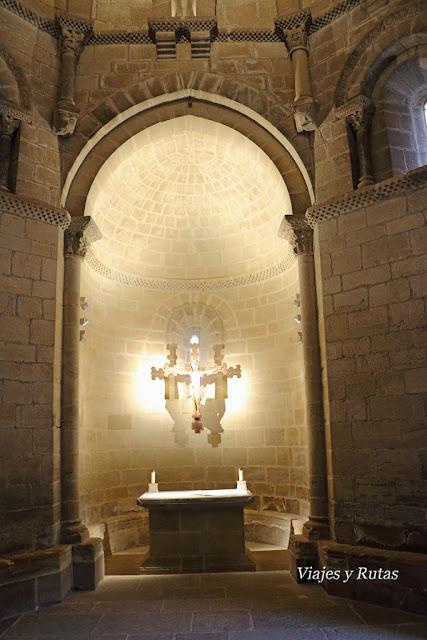Ábside de la Iglesia de Torres del Río