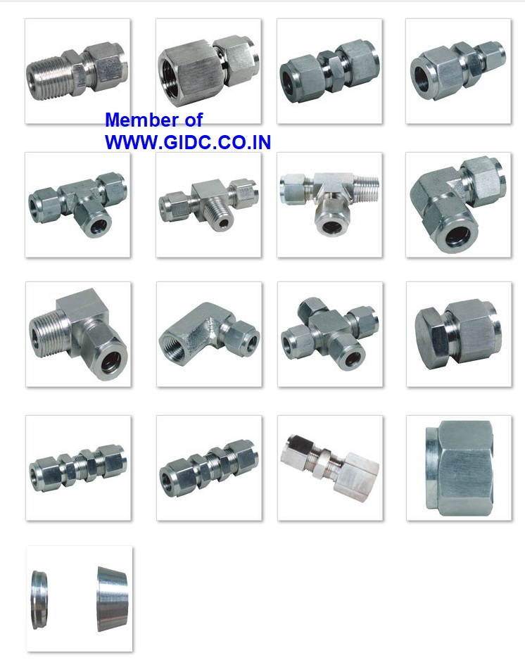 DHARA ENGINEERING - 9924106740 ferrule fittings