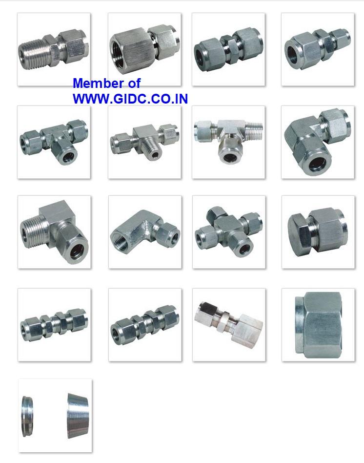DHARA ENGINEERING - 9924106740 ferrule fittings