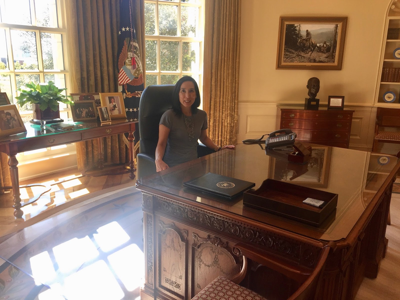 Ramsey Recommends Travel George W Bush Presidential Library And