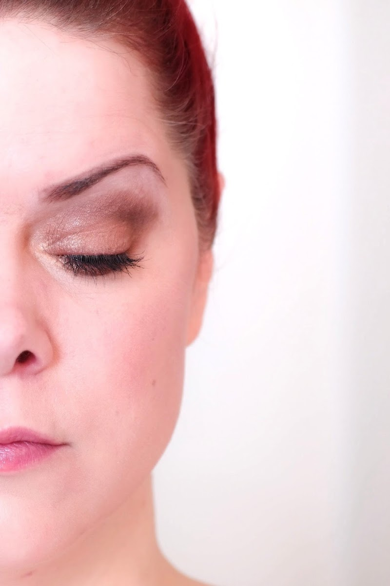 leichtes Smokey Eye