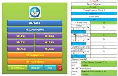 Download Aplikasi Daftar Satu Keadaan Siswa Dan Guru Dalam Administrasi Sekolah