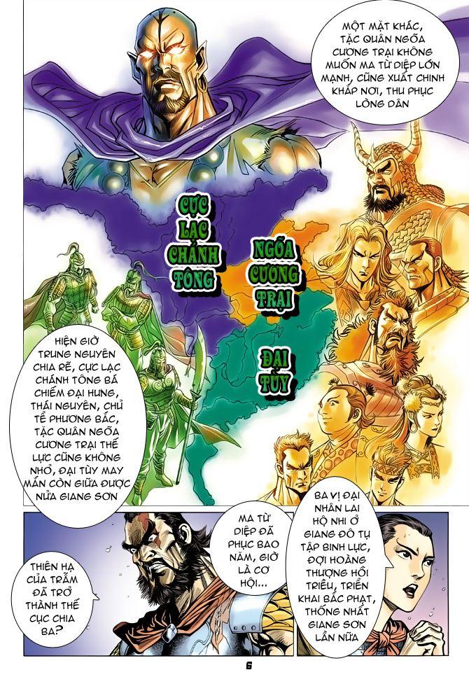 Đại Đường Uy Long chapter 56 trang 6