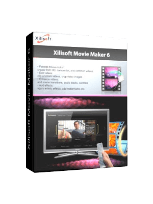 Xilisoft Movie Maker Box Imagen
