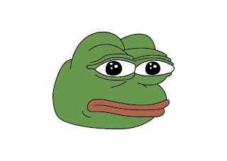 Ignoring this pepe will bring you a bad luck of lifetime