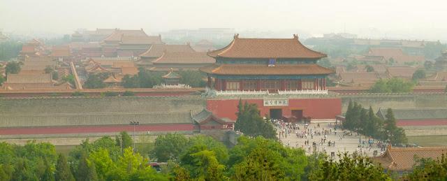 La Ciudad Prohibida, el colosal palacio de los Ming