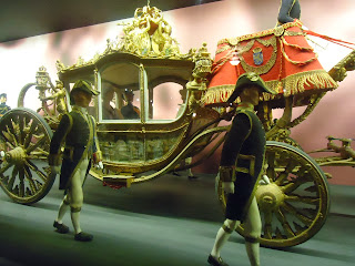 Golden Carriage miniature The Netherlands