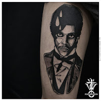 prince tattoo tatouage