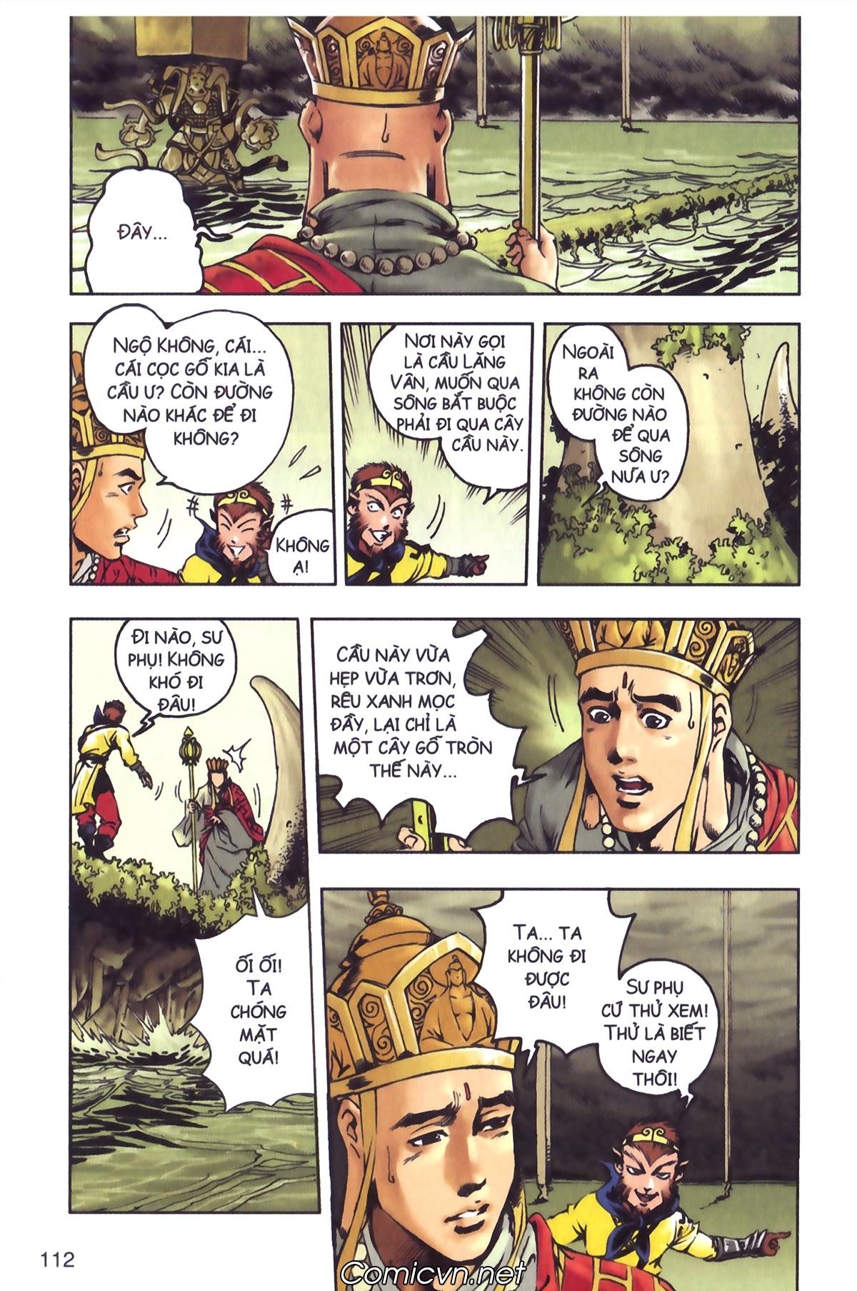 Tây Du Ký màu - Chapter 133 - Pic 12