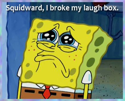 Spongebob Squarepants - monde féerique