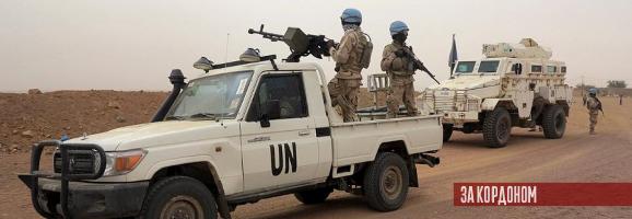 Україна відправить двадцять миротворців у Малі