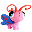 Littlest Pet Shop Singles Butterfly (#611) Pet