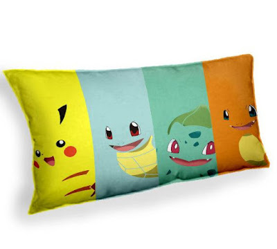 Pokemon Pillow Cover