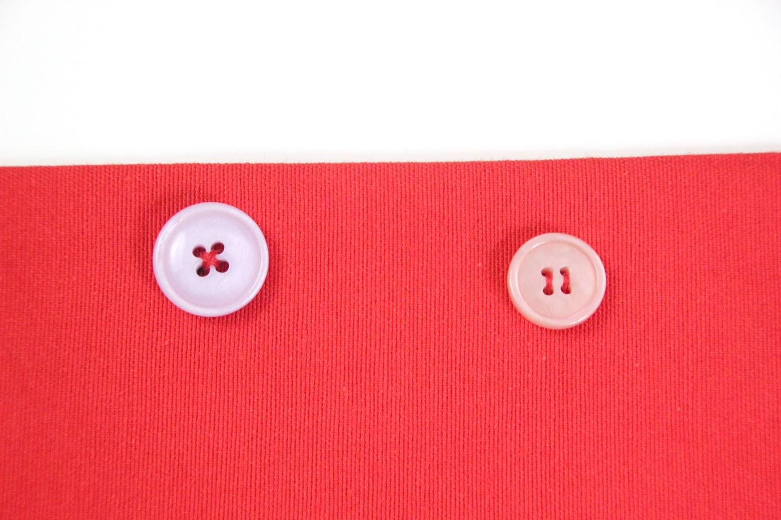 Resultado de imagen para coser botones