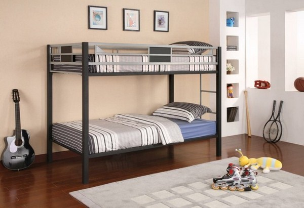 Bunk Bed For Youths Arrive In Style