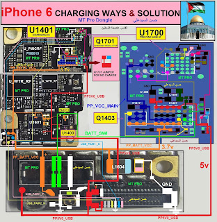 IPHONE 6 CHARGING WAYS&SOLUTION