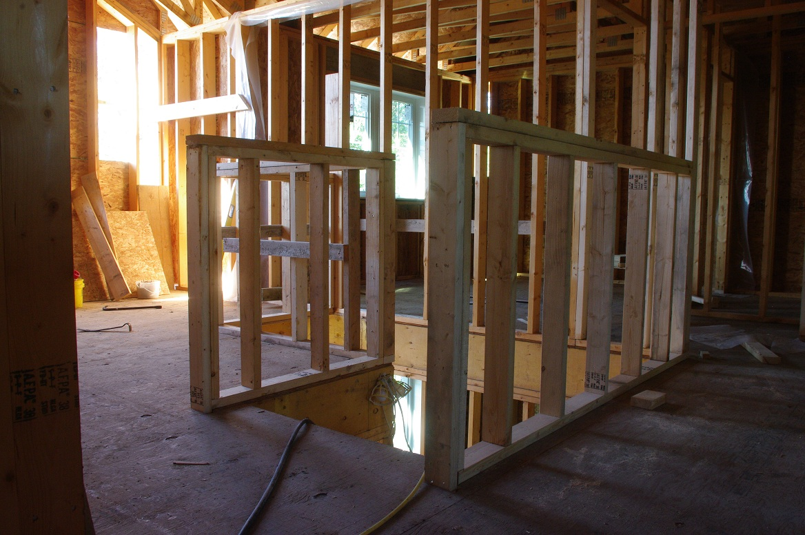 Thousand Square Feet Owner Building A Home Week 11 No