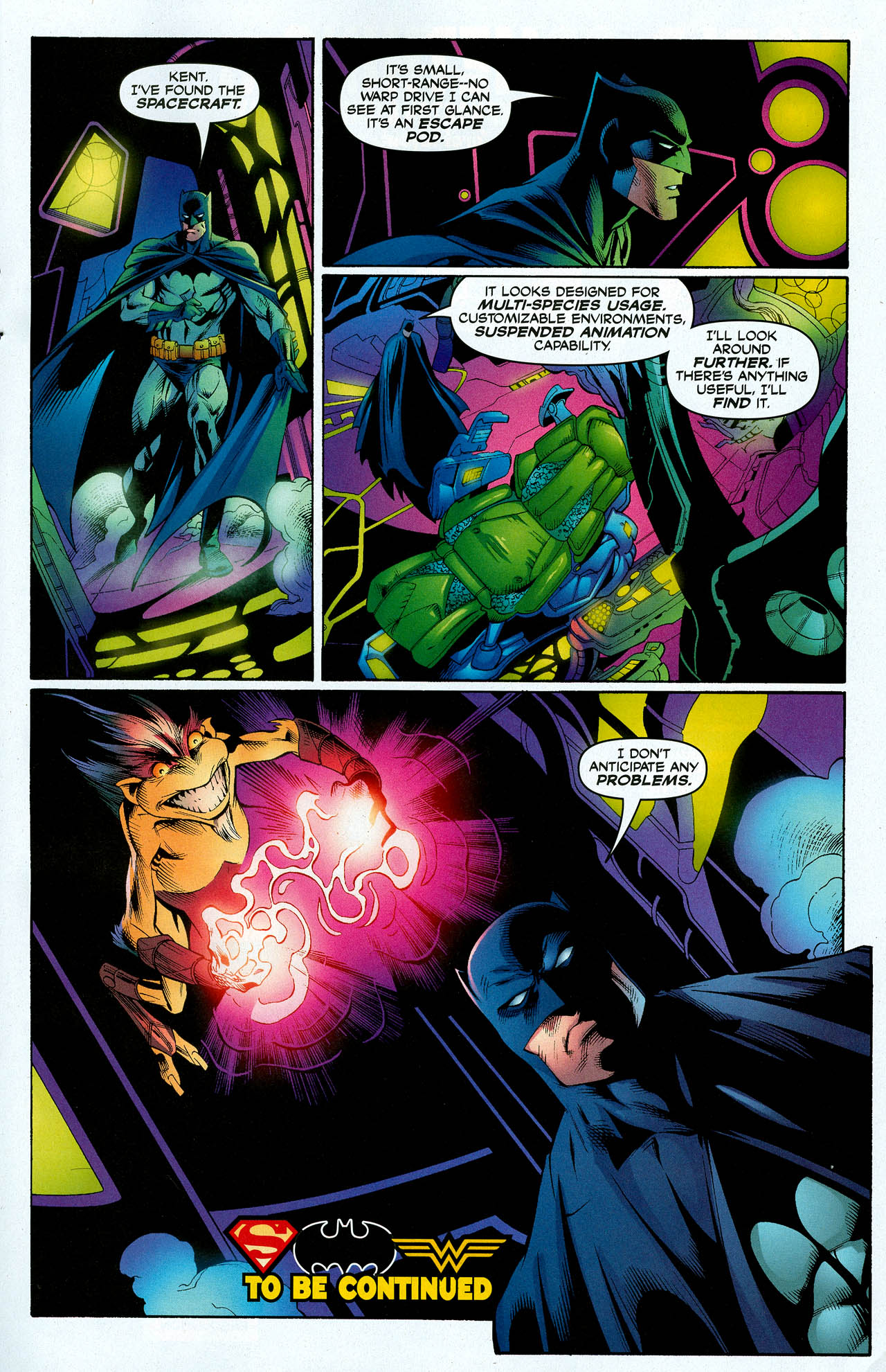 Read online Trinity (2008) comic -  Issue #4 - 18