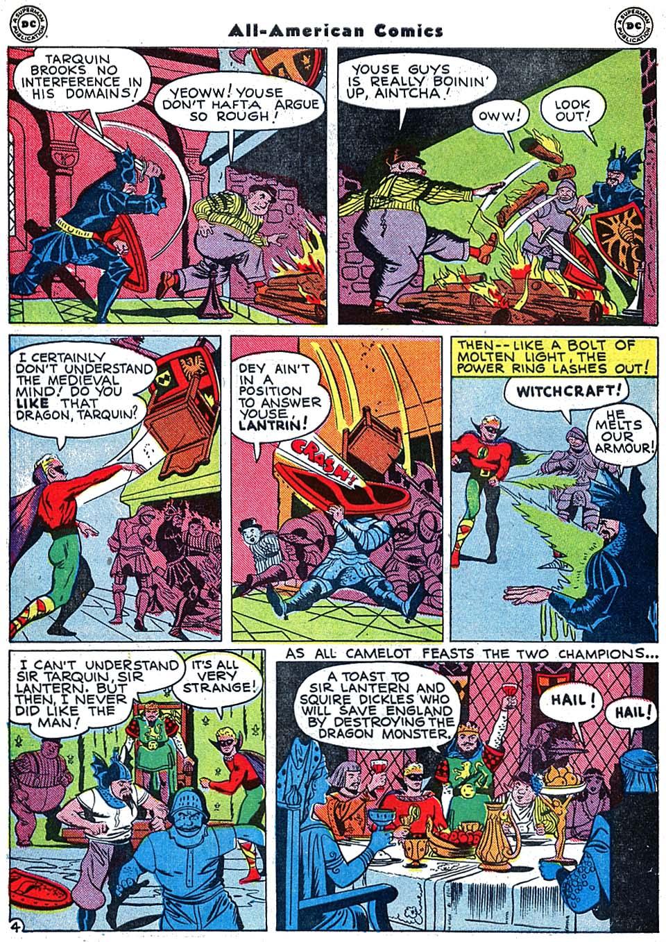 Read online All-American Comics (1939) comic -  Issue #72 - 6