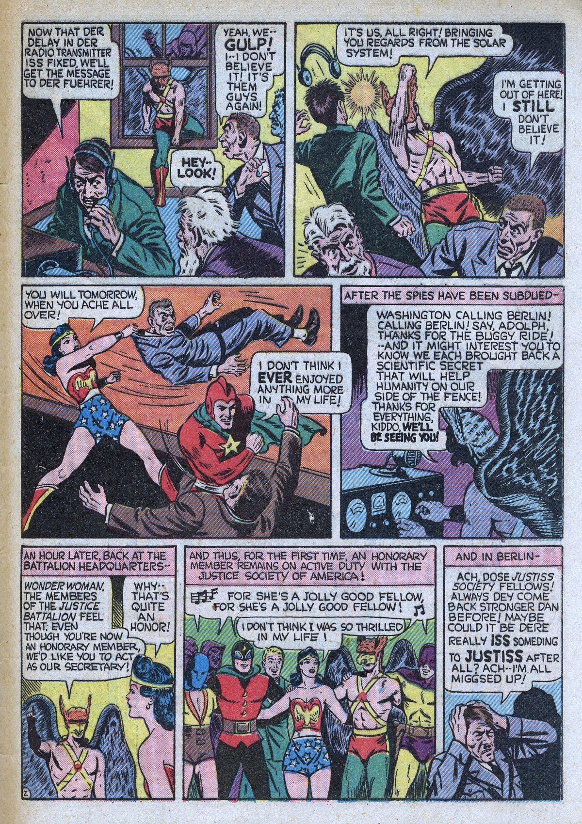 Read online All-Star Comics comic -  Issue #13 - 65