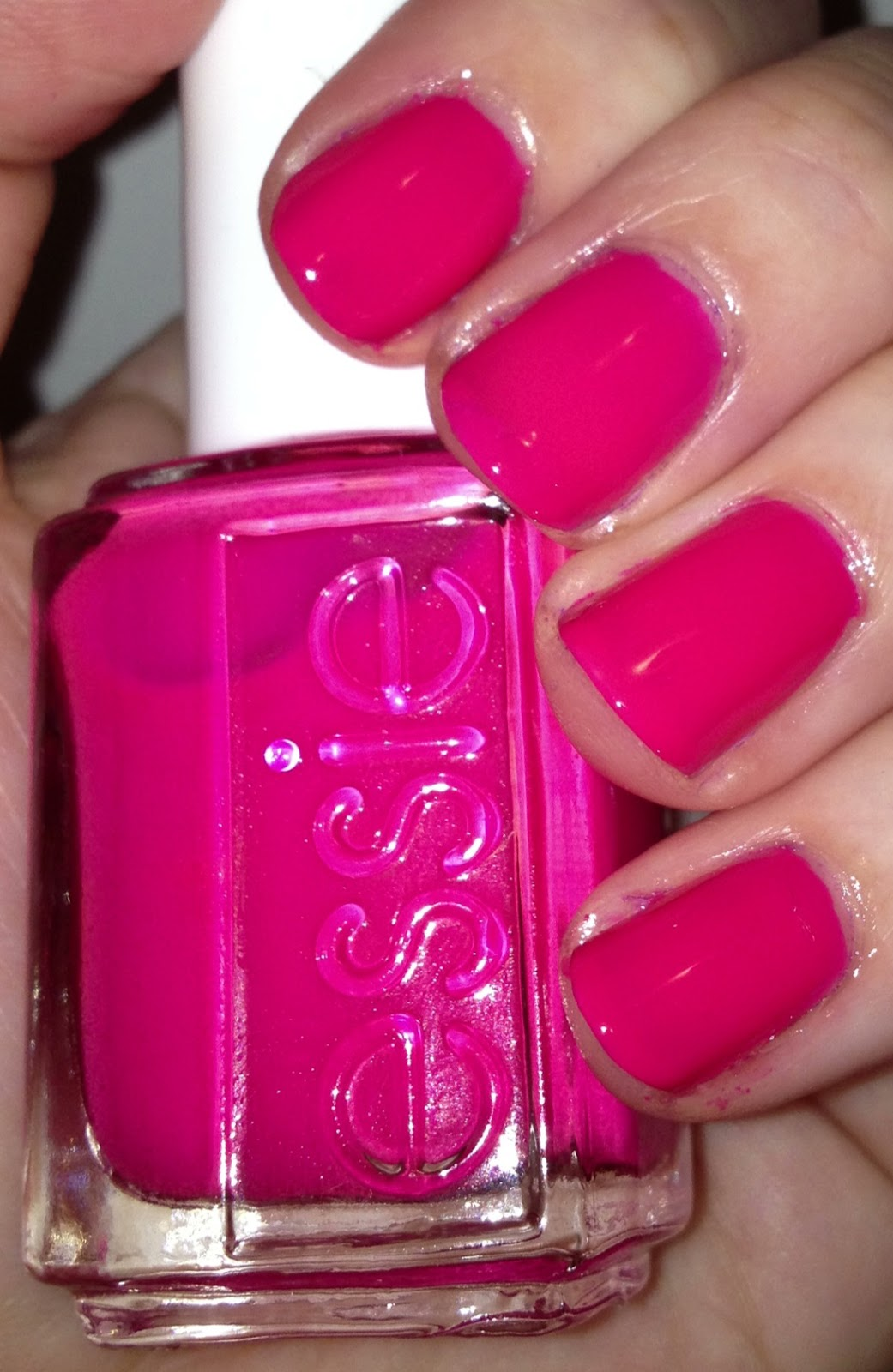 The Beauty Of Life: Essie Nail Polish Swatches: Neons