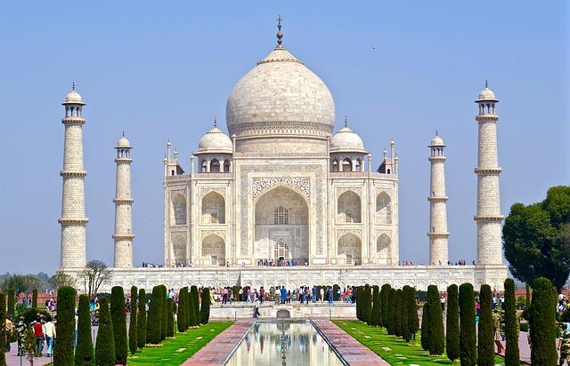Taj Mahal- Seven Wonders of the World