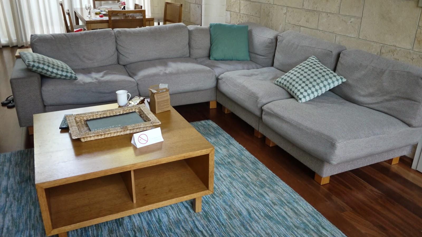 Pullman Resort Bunker Bay living room