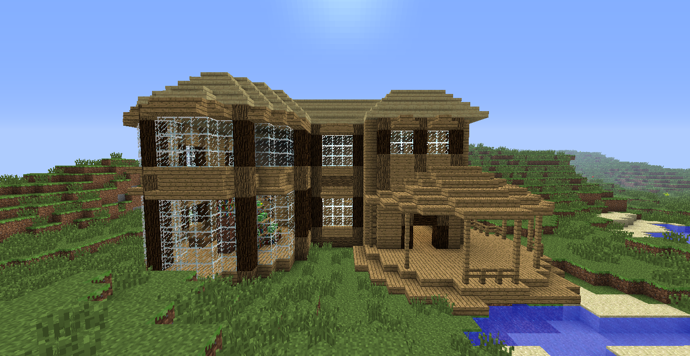 Minecraft Boy: Cool Minecraft Homes