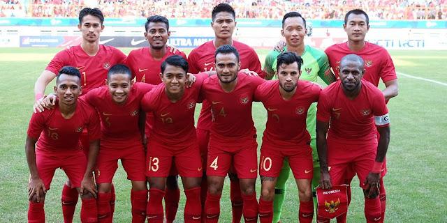 Inilah 23 Pemain Timnas Indonesia Untuk Piala AFF 2018