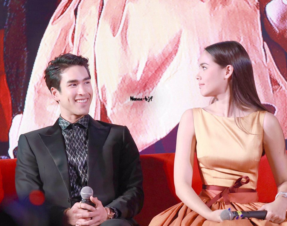 TodaySharing Media: Nadech & Yaya thaistar