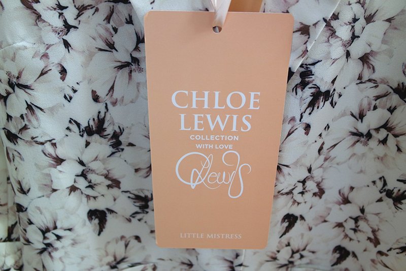 Chloe Lewis Clothing Line