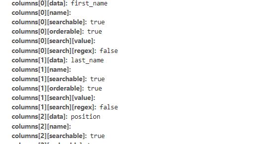 jQuery Datatable generic implementation on  Net/dotnet Core