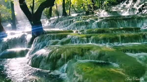 Enchanting Kaparkan Falls, Abra