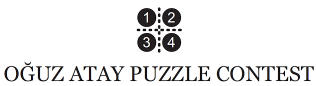 This page gives information about Oğuz Atay Puzzle Contest 9