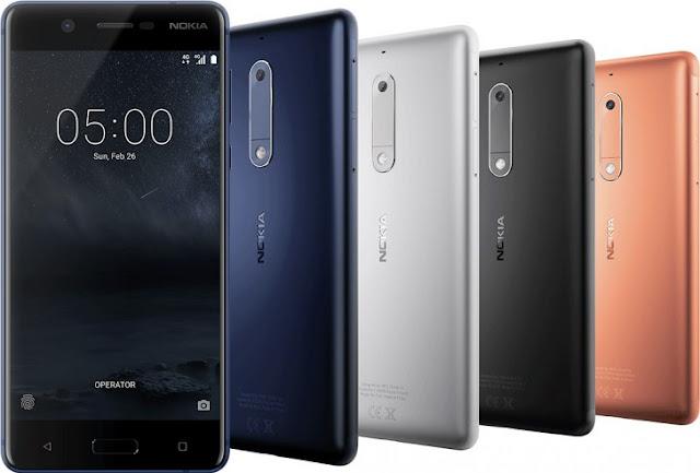 Nokia 3, 5 Dan 6 Special Edition Telah Resmi Di Perkenalkan, Ini Ia Jeroannya 16