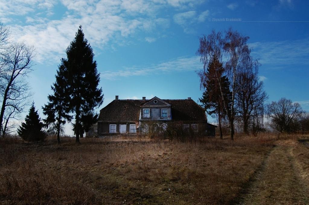 Olsztyn | Opuszczony dworek Beliana