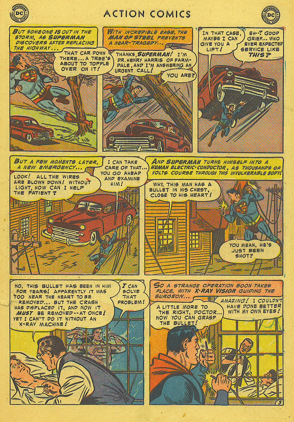 Action Comics (1938) 191 Page 4