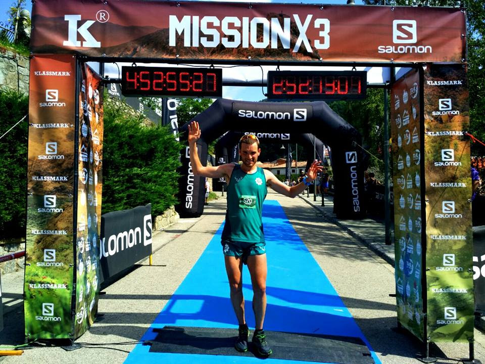 Marc Pinasch logra la victoria en Trail Ulldeter (30k)